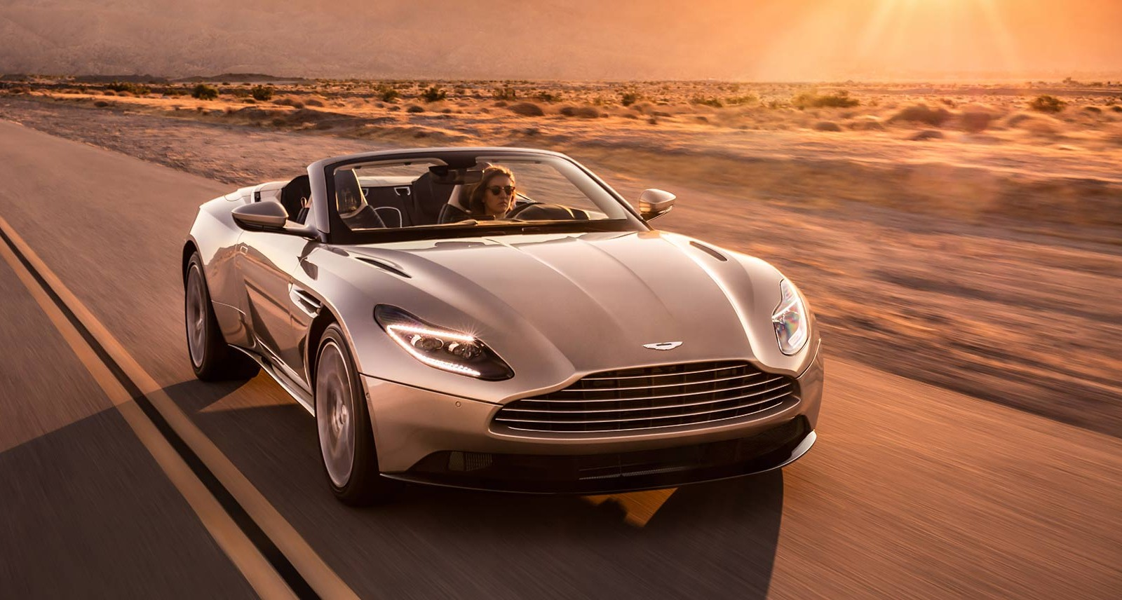 The Aston Martin DB11 Volante Is Here, and Hot Damn, Just Look at It