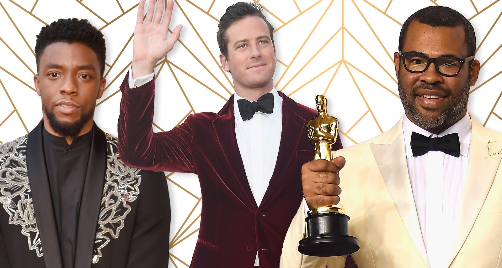 These Were the Most Stylish Men at the 2018 Oscars