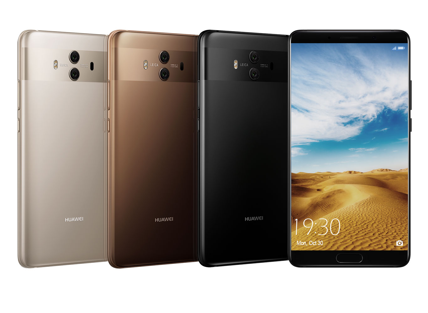 Specification of Huawei Mate 10