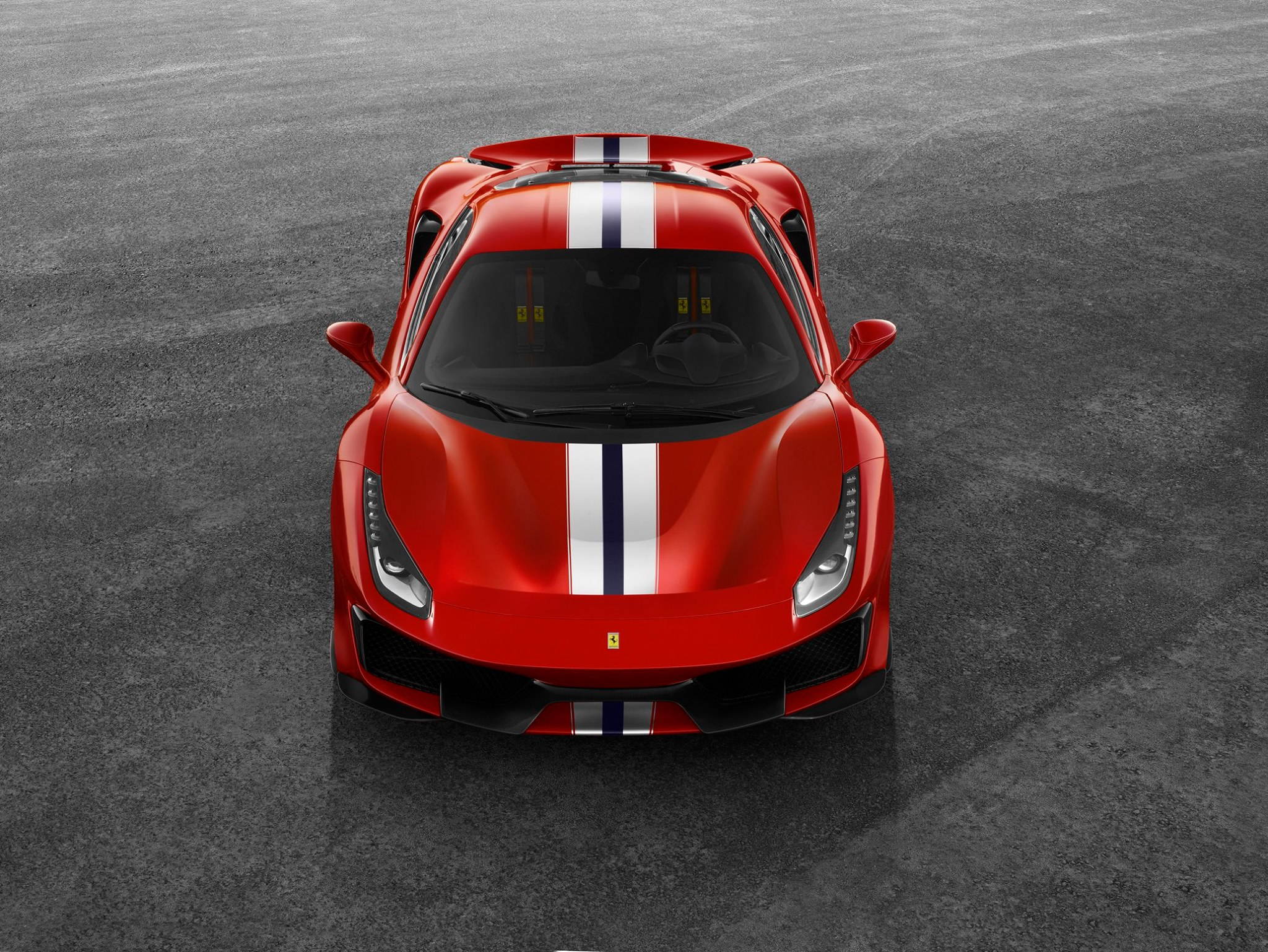 The Ferrari 488 Pista Master of Road and Track