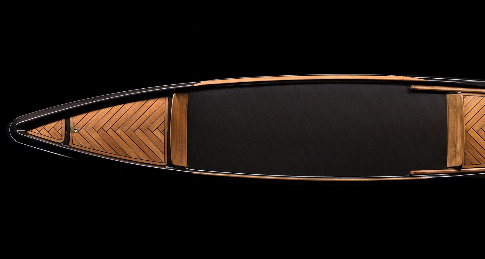 This Beautiful Monocoque Paddle Canoe Will Make You a Morning Person