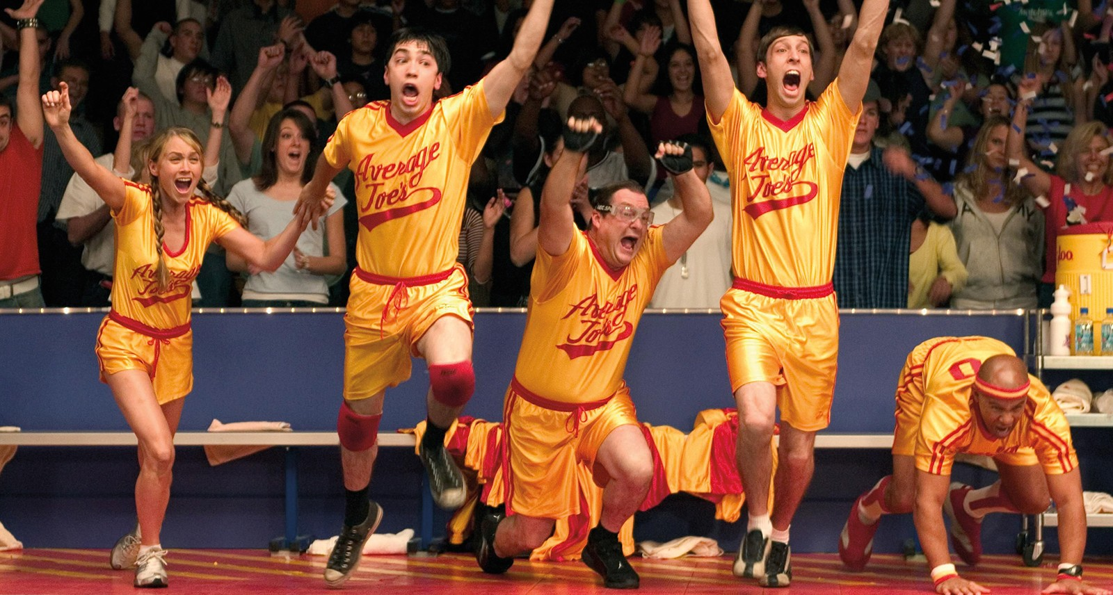The (Serious) Mental Health Benefits of Playing Dodgeball