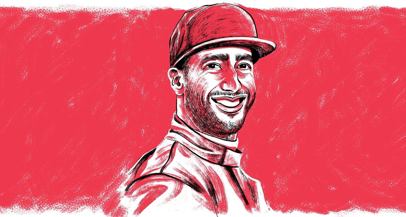 Daniel Ricciardo on Work-Life Balance, His Secret Killer Instinct, and Being an Alexisonfire Fanboy