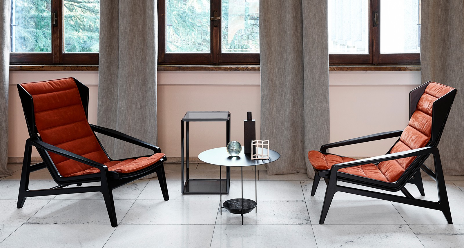Buy This Gio Ponti Armchair, and Your Friends Will Never Leave Your Living Room Again