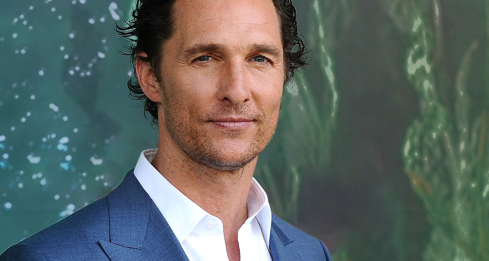 The Second Second Coming of Matthew McConaughey