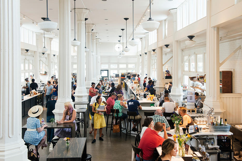 How Food Halls Are Defining a New Wave of Fast-Gourmet Dining