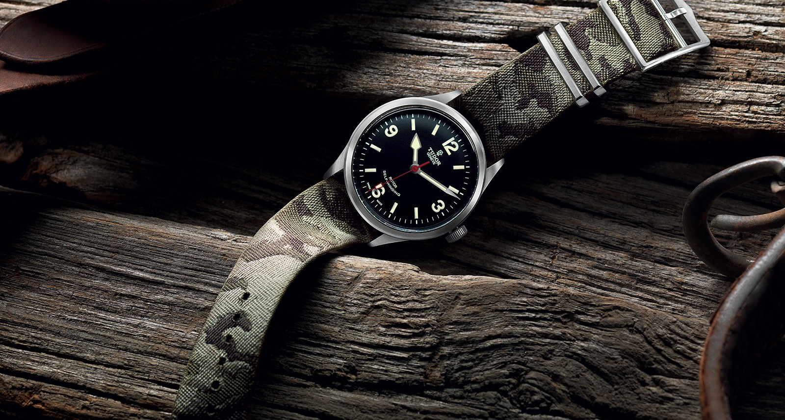 Infographic: The Complete History of the Military Field Watch