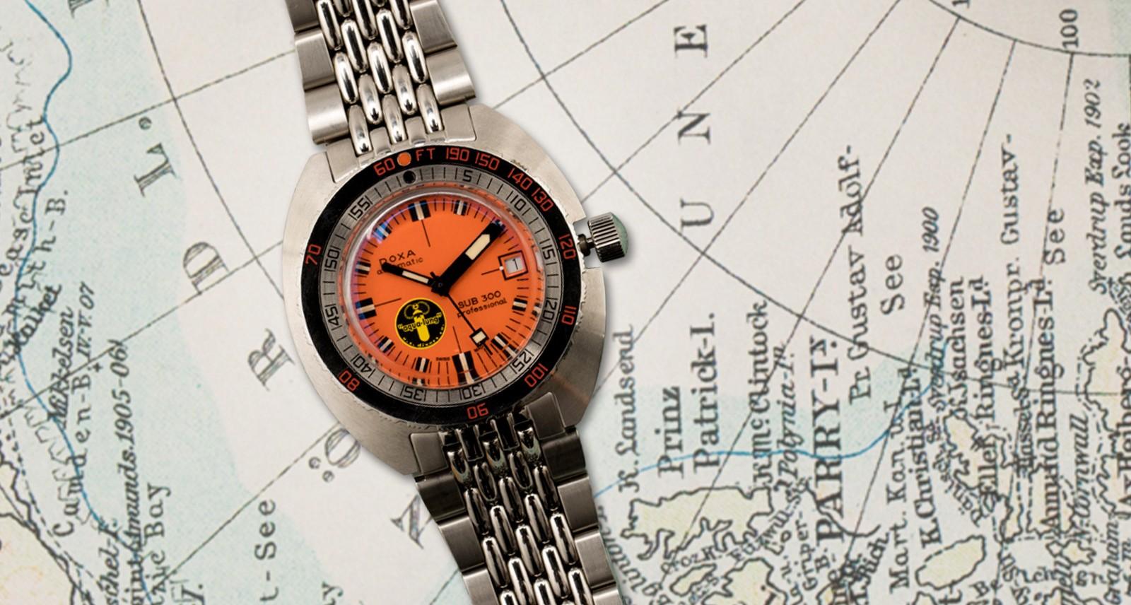 Jacques Cousteau's Favourite Dive Watch Is Back