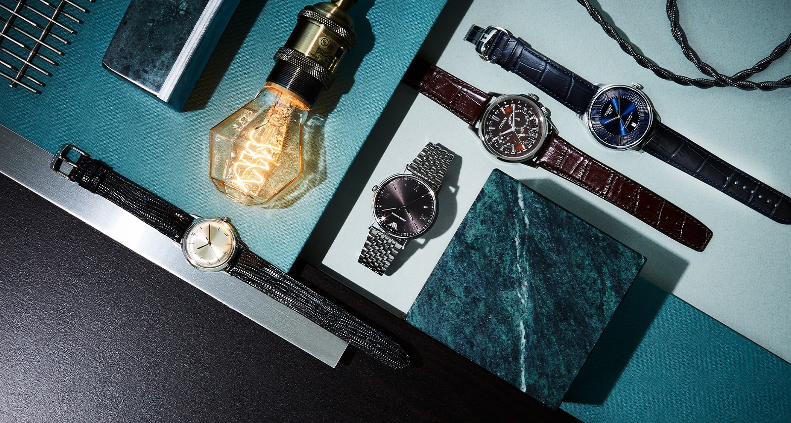 The Perfect Fall 2018 Look Starts with Your Watch