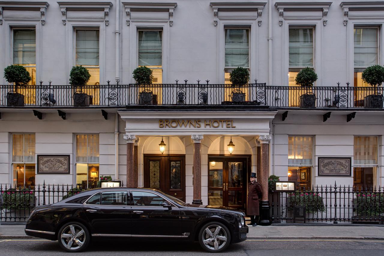 Hotelier's Heritage