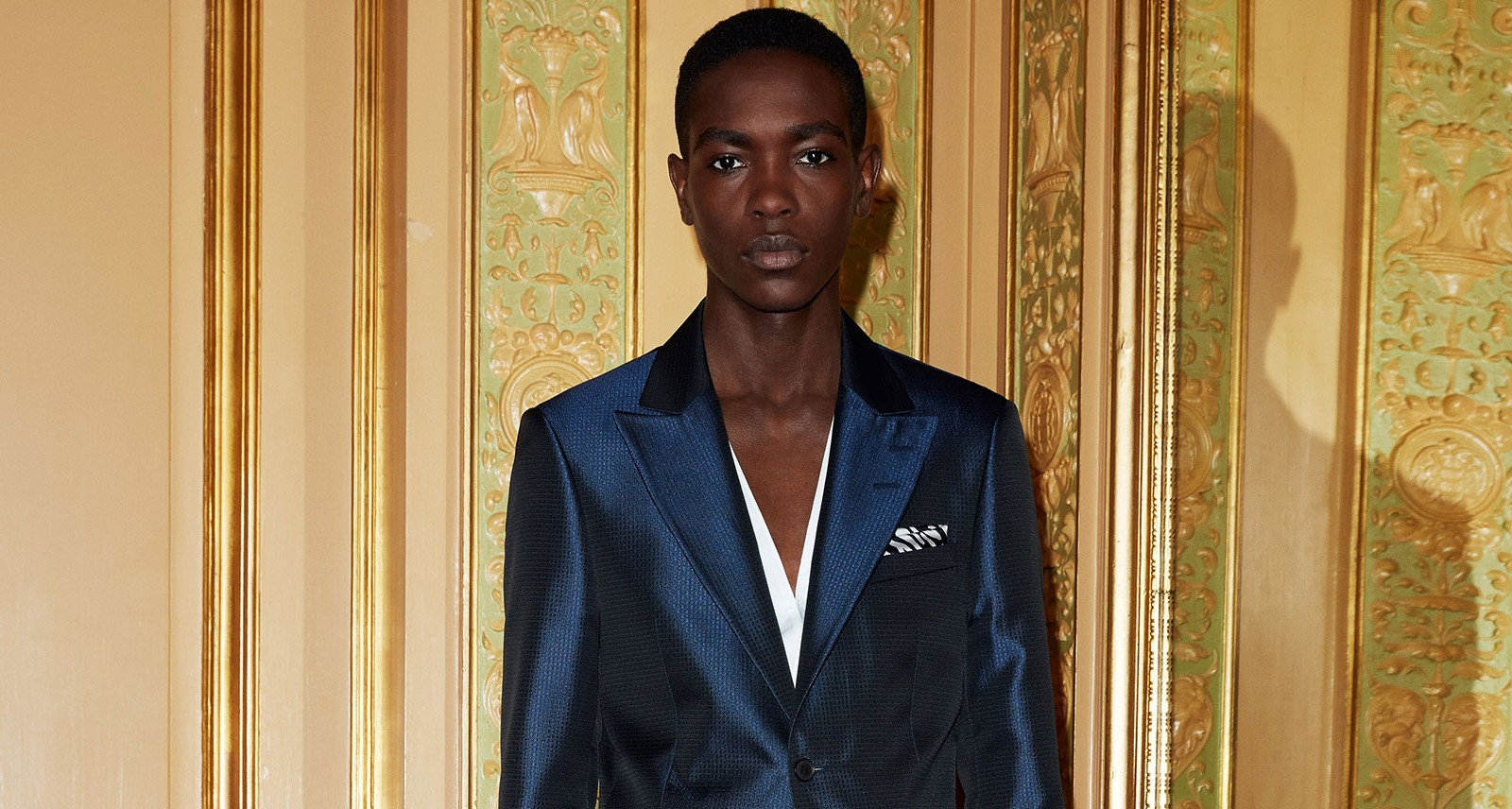 How to Pull Off the Holiday Suit