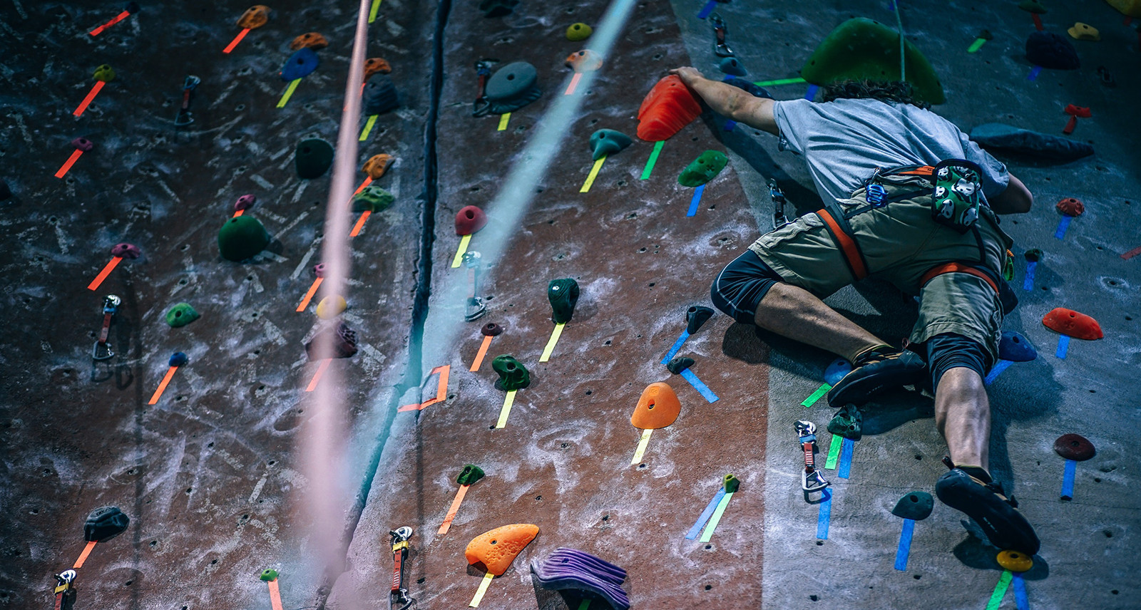 Why Does Everyone Who's Taken Up Rock-Climbing Look So, Er, Good?