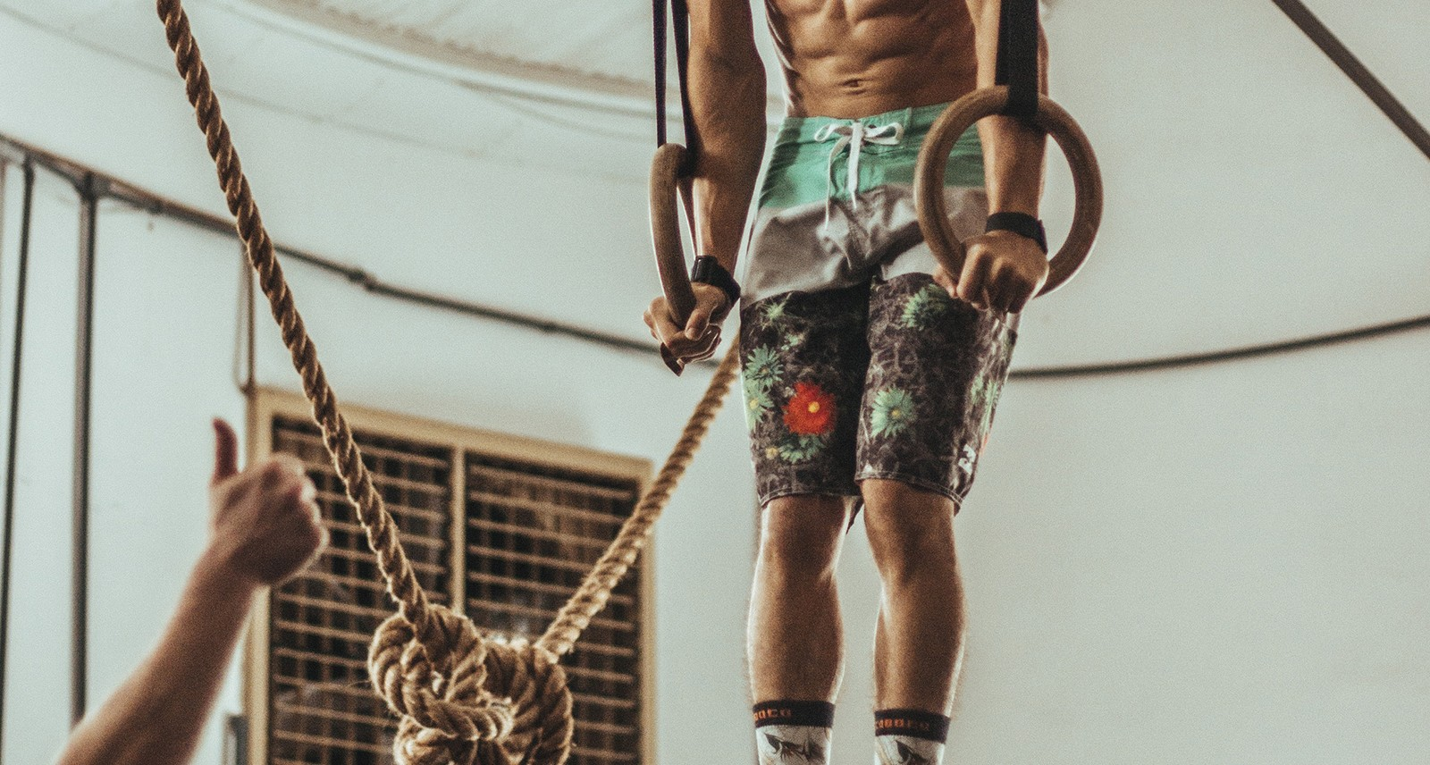 Why Is a Muscle-Up the Fitness Goal I Didn't Know I Should Be Aspiring to?