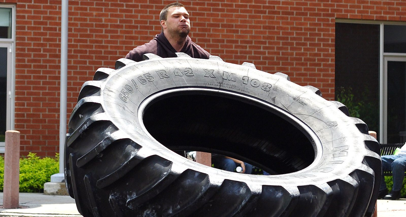 What Does a Tire Flip Actually Do for You, Muscle-Wise?