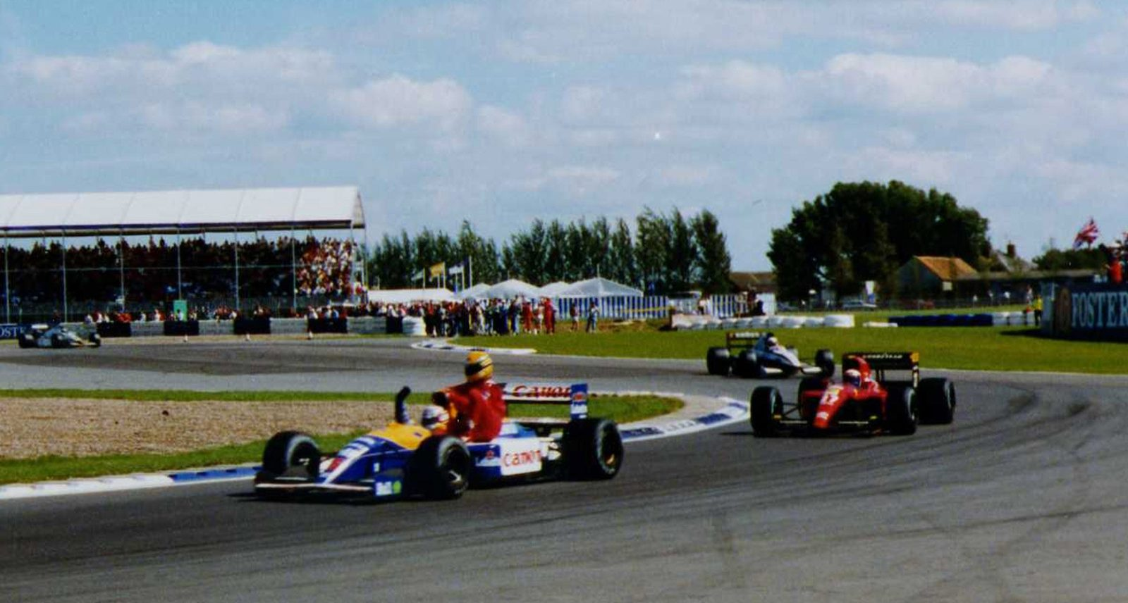 A Definitive Ranking of the World's Top Racetracks