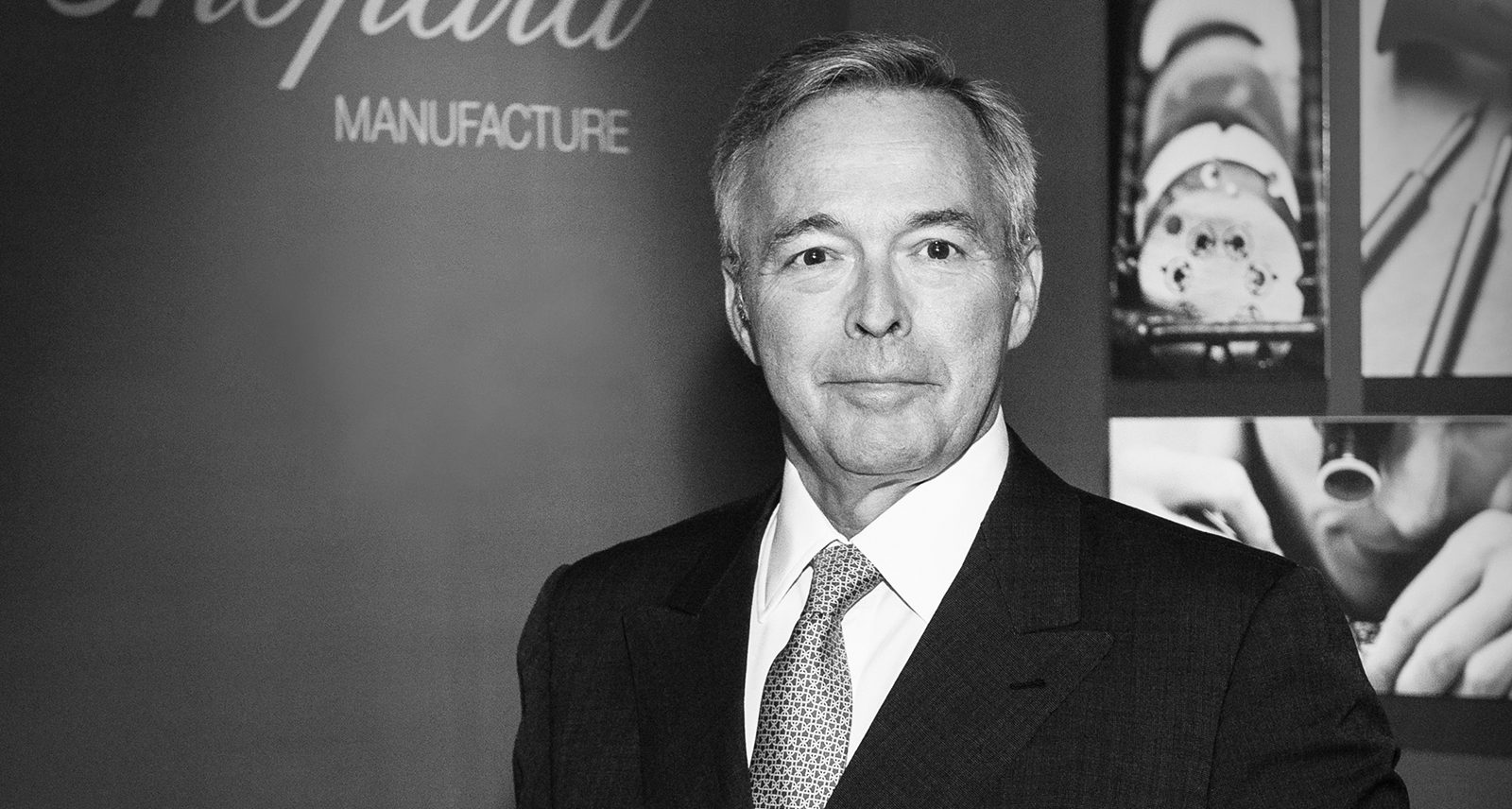 Karl-Friedrich Scheufele, Co-President of Chopard, Has Some Thoughts on the Future of Watches