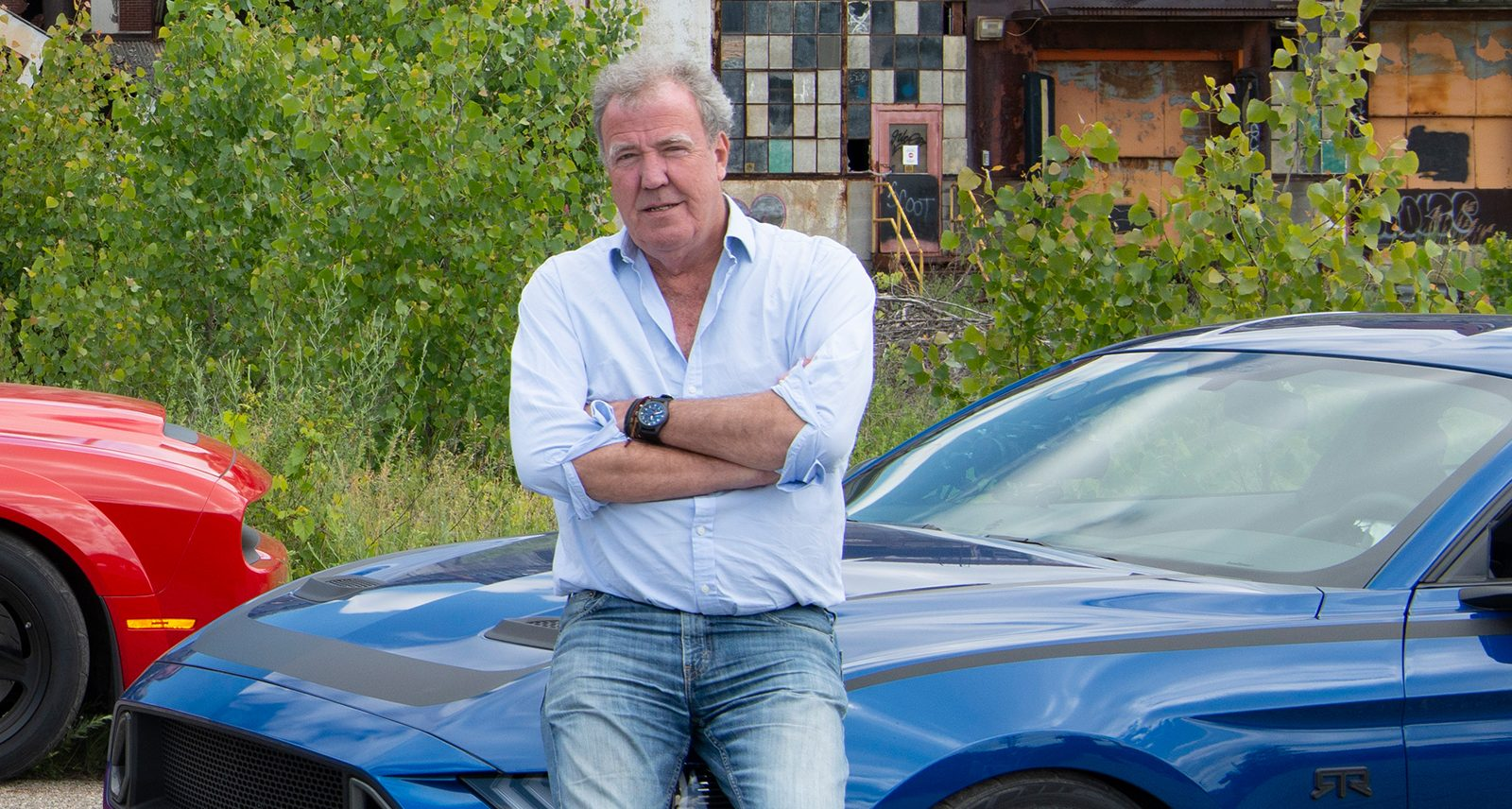 Jeremy Clarkson Has Some Opinions on the Future of Cars