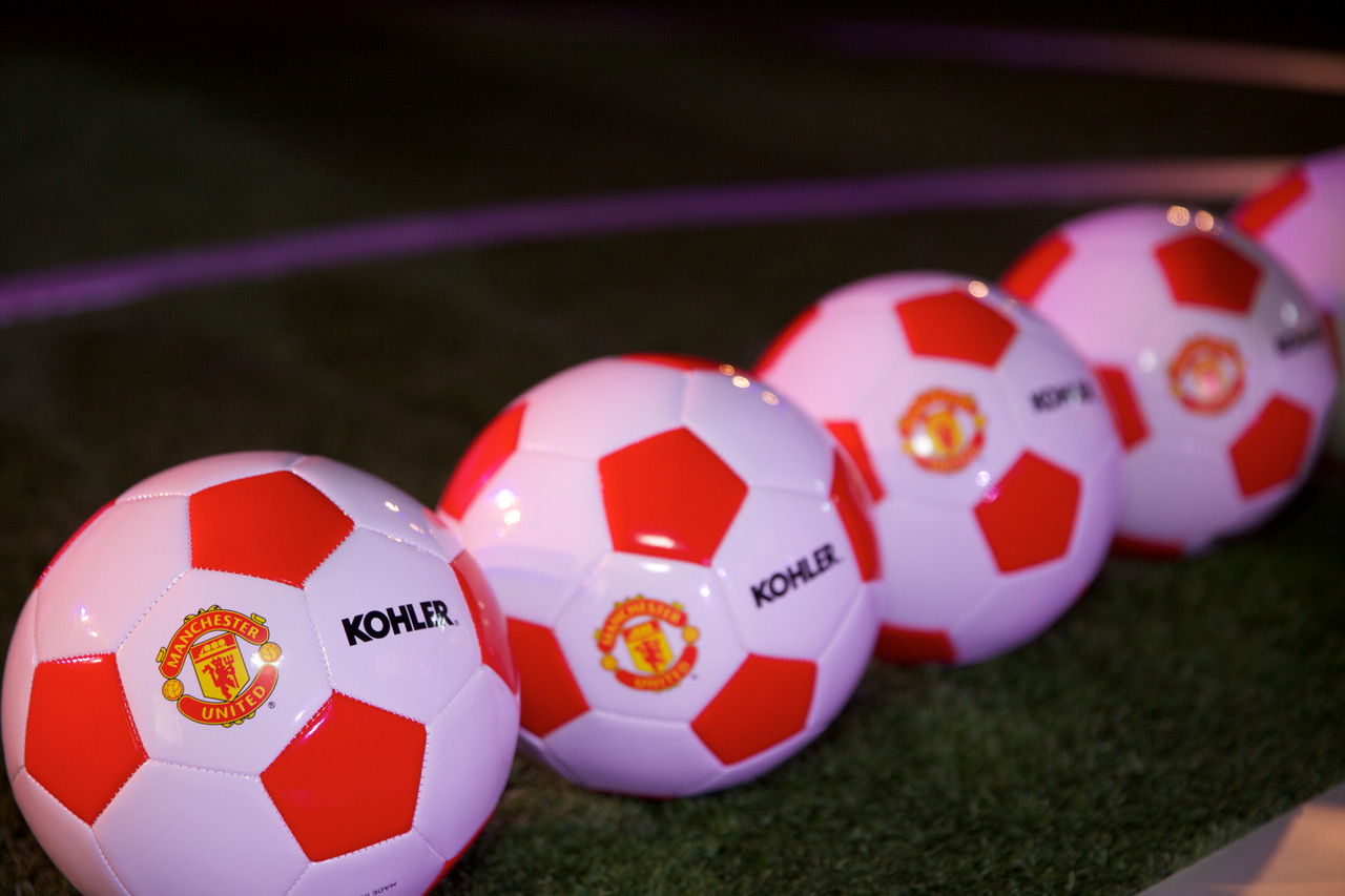 This Is Why Man United Partnered With Kohler