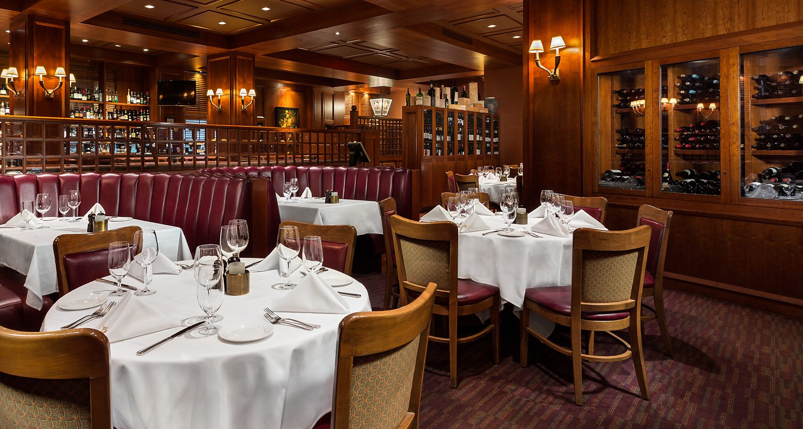 Why the Steakhouse Is Back as the Ultimate Power Dinner Destination