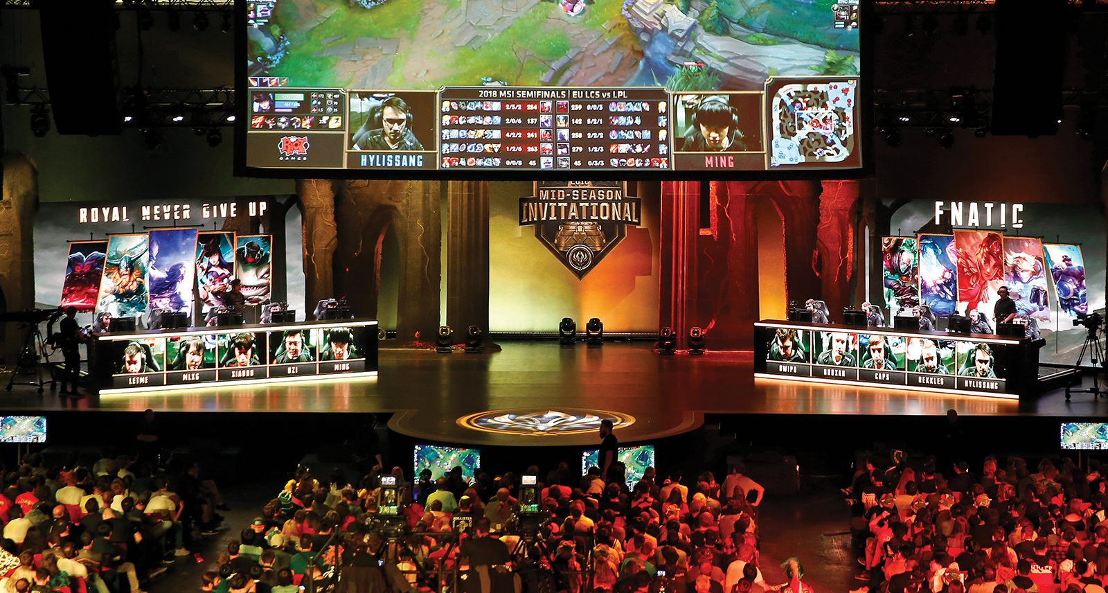Can E-Sports Be Bigger Than the NBA, NFL, NHL, and the Olympic Games? They Already Are