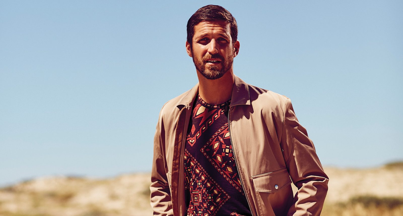 Life's a Beach: How to Nail Hot-Weather Style