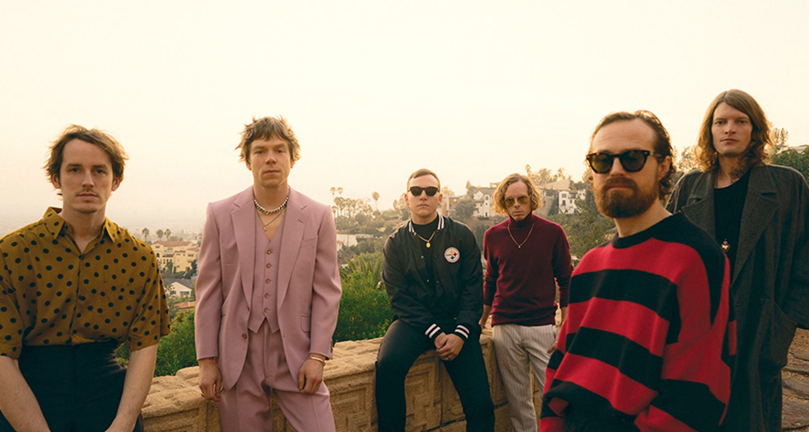 Cage the Elephant Aren't the Dysfunctional Rock Band You Want Them to Be