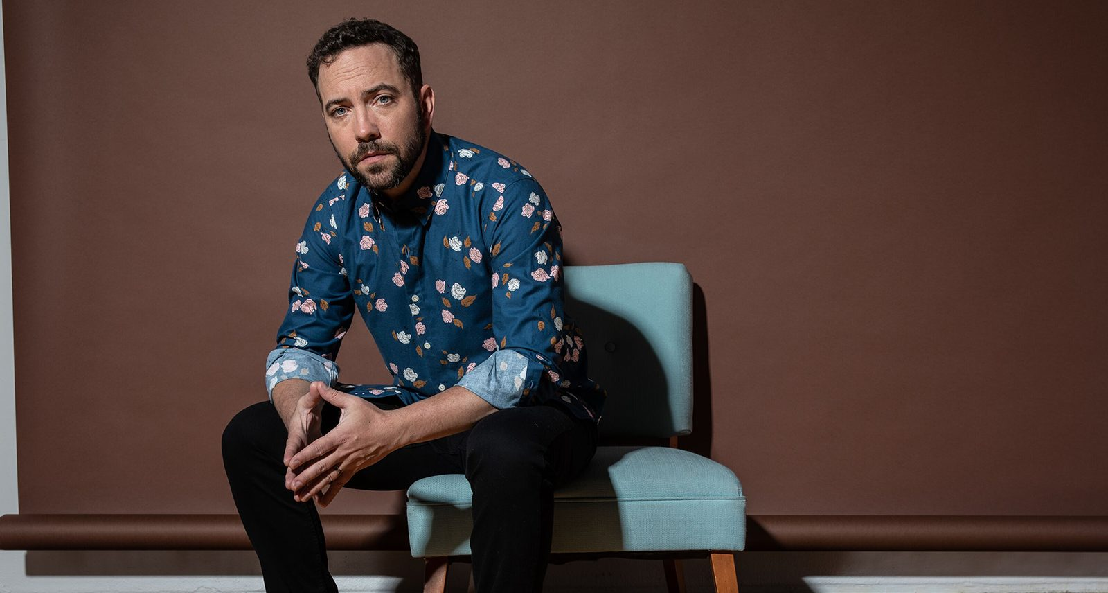 Justin Rutledge Is Finally Ready to Get Personal