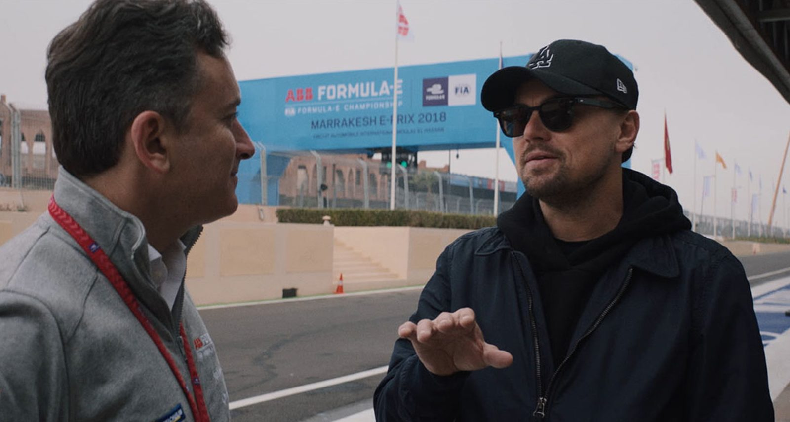 'And We Go Green' Directors Fisher Stevens and Malcolm Venville on Their New Formula E Doc and Their Message to Donald Trump