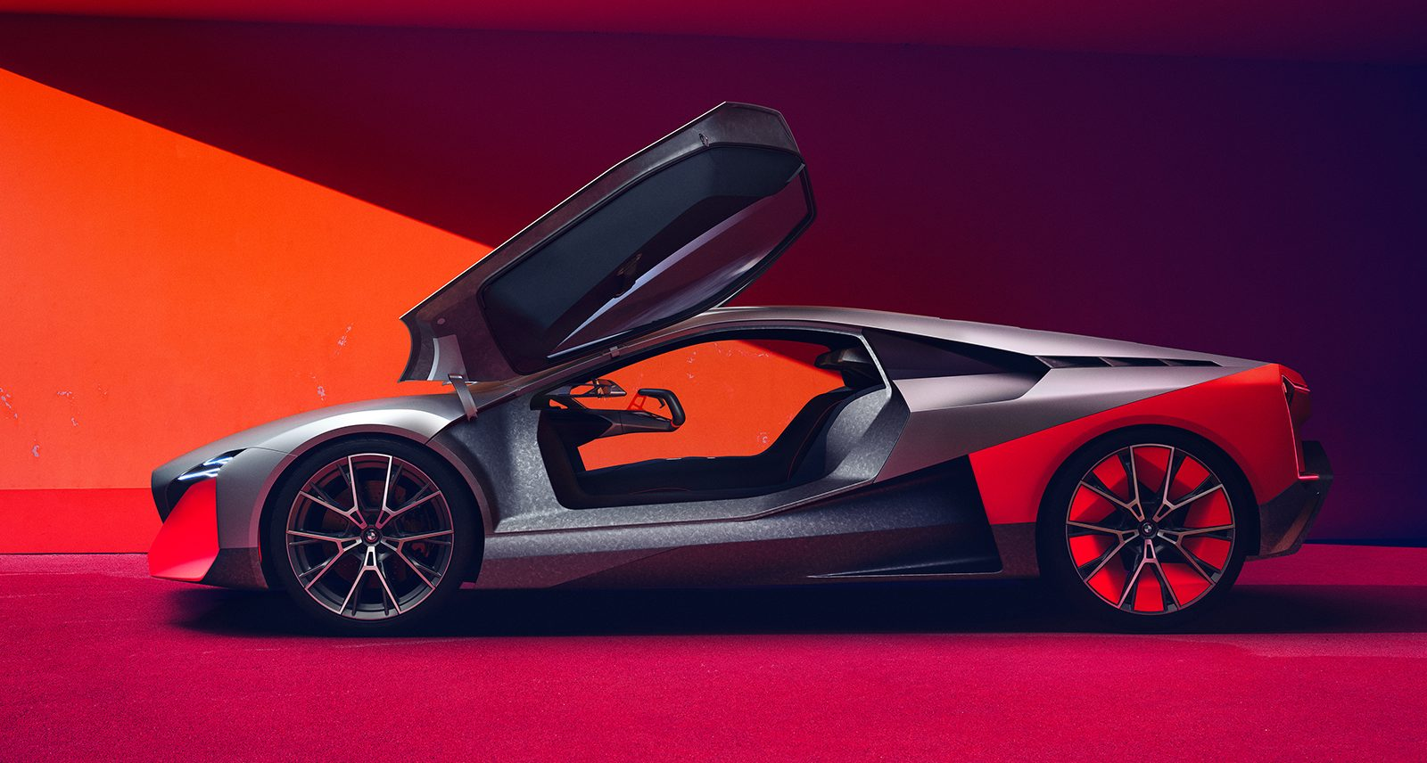5 Reasons to Get Very Excited for BMW's Vision M NEXT