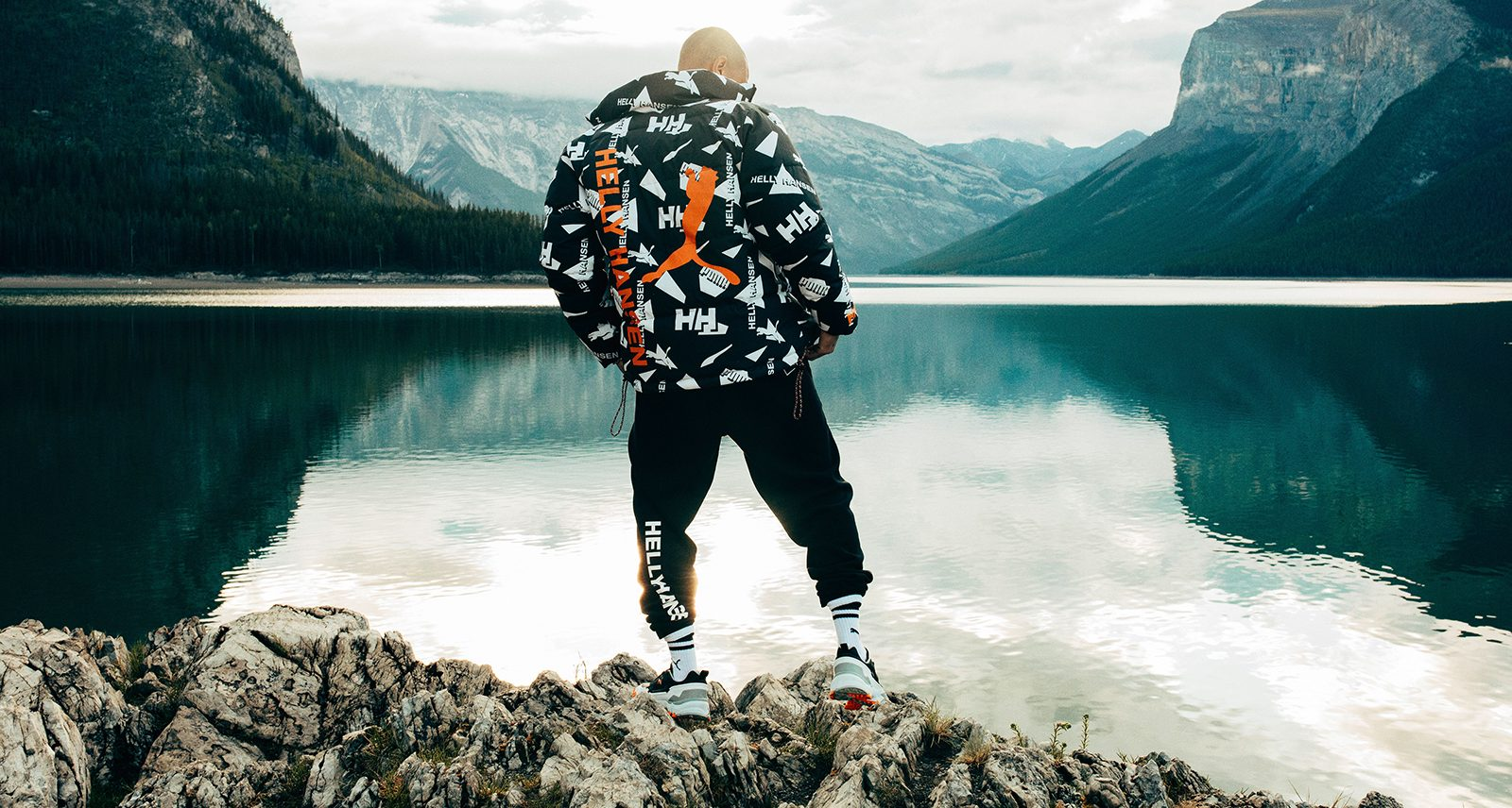 PUMA and Helly Hansen Come Together For a Collection Big on