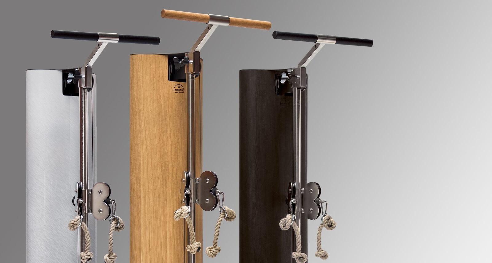 The SlimBeam Is a Home Exercise Machine That Won't Clash with Your Curtains
