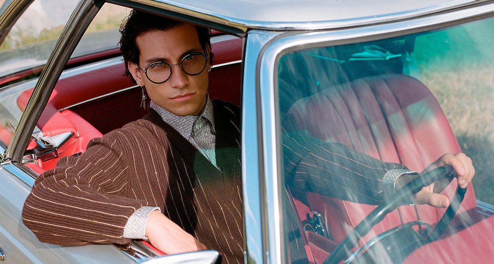 Watch Fendi's New Short Film Starring Riverdale's Rob Raco