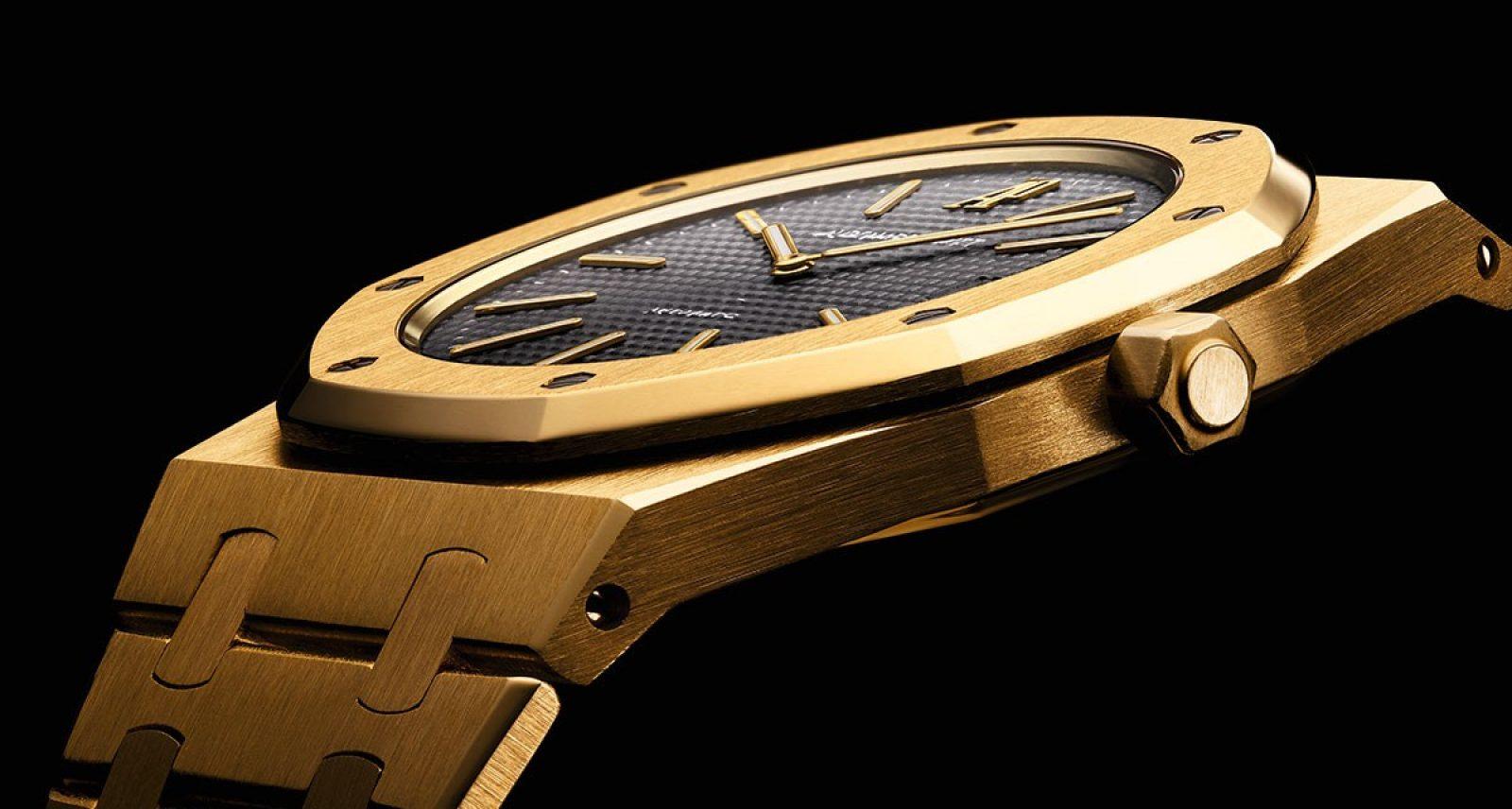 Justin Bieber Bought Himself This Inordinately Luxurious Audemars Piguet Watch as a Wedding Present