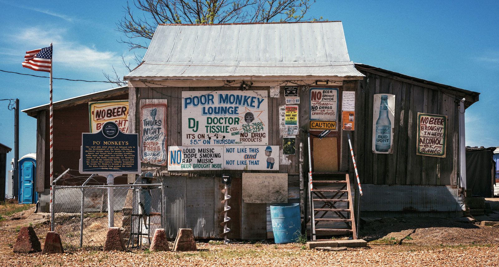 From Four Till Late: We Spent a Night at One of America's Last Surviving Juke Joints