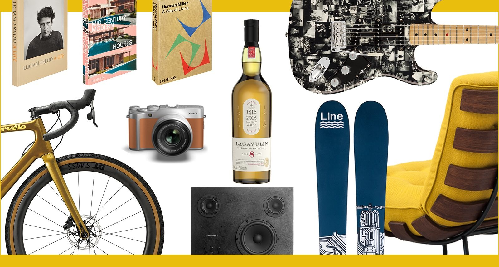 A Holiday Gift Guide For Treating Your Inner Circle — And Your Inner Self