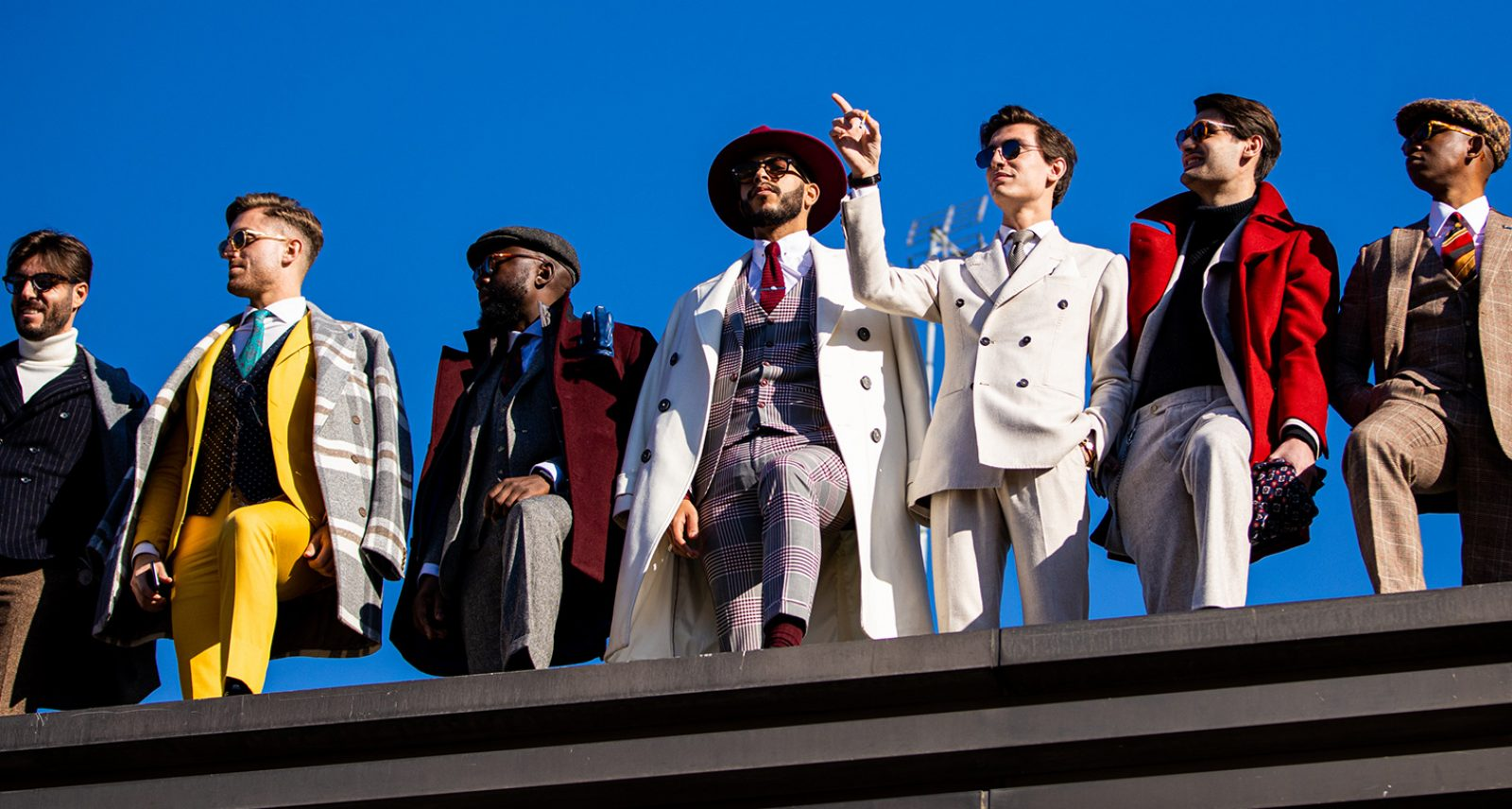 Pitti Uomo Street Style Is Convincing Us to Wear More Bold Colours