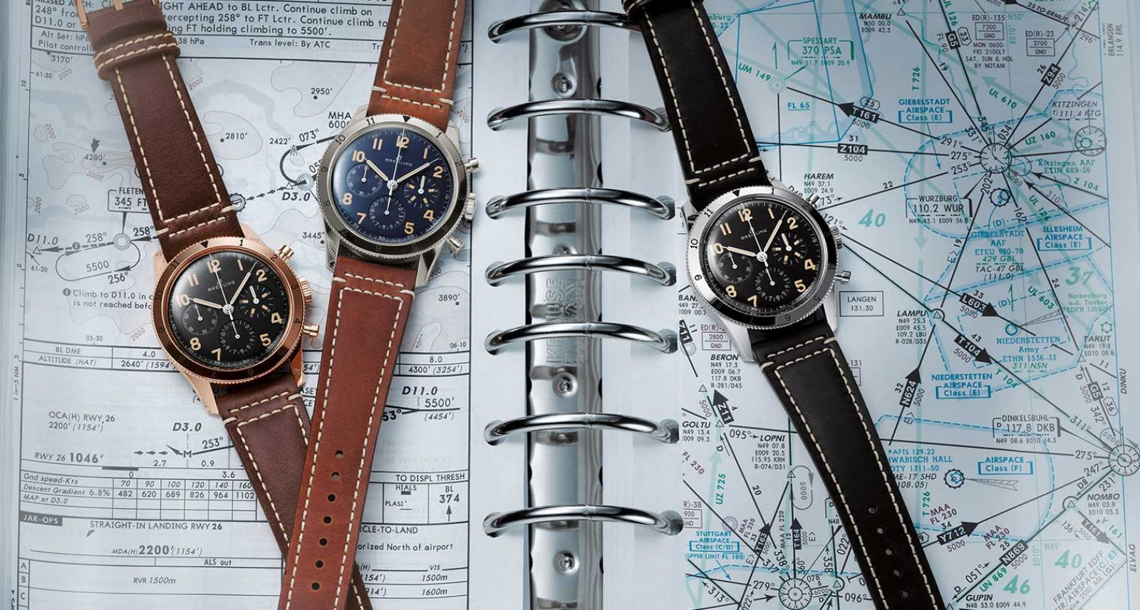Breitling's AVI Ref. 765 1953 Re-Edition Will Fulfill Your Pilot Dreams