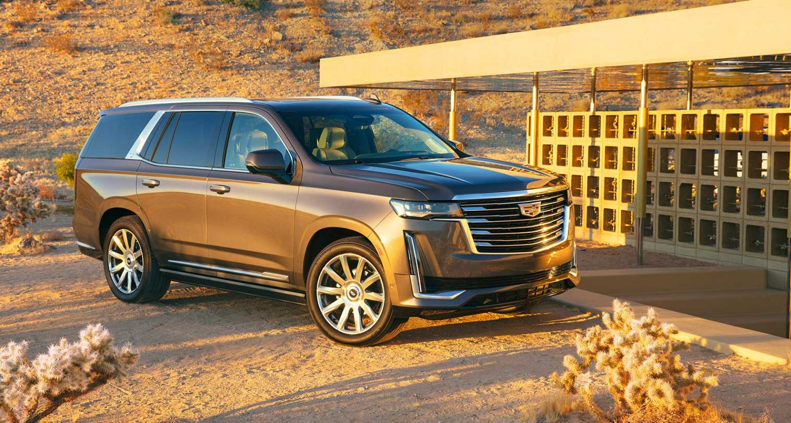 The 2021 Cadillac Escalade is the Most Luxurious Yet