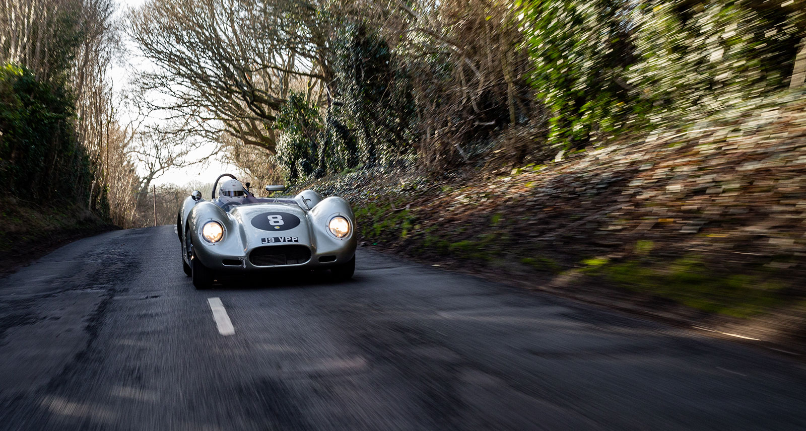 Rules Exist To Be Interpreted: Driving A Continuation Lister-Jaguar Knobbly