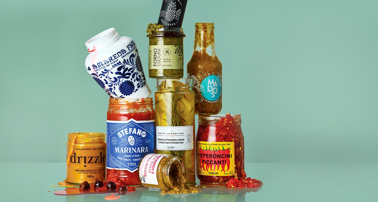 These Gourmet Pantry Staples Will Seriously Improve Your Home Cooking