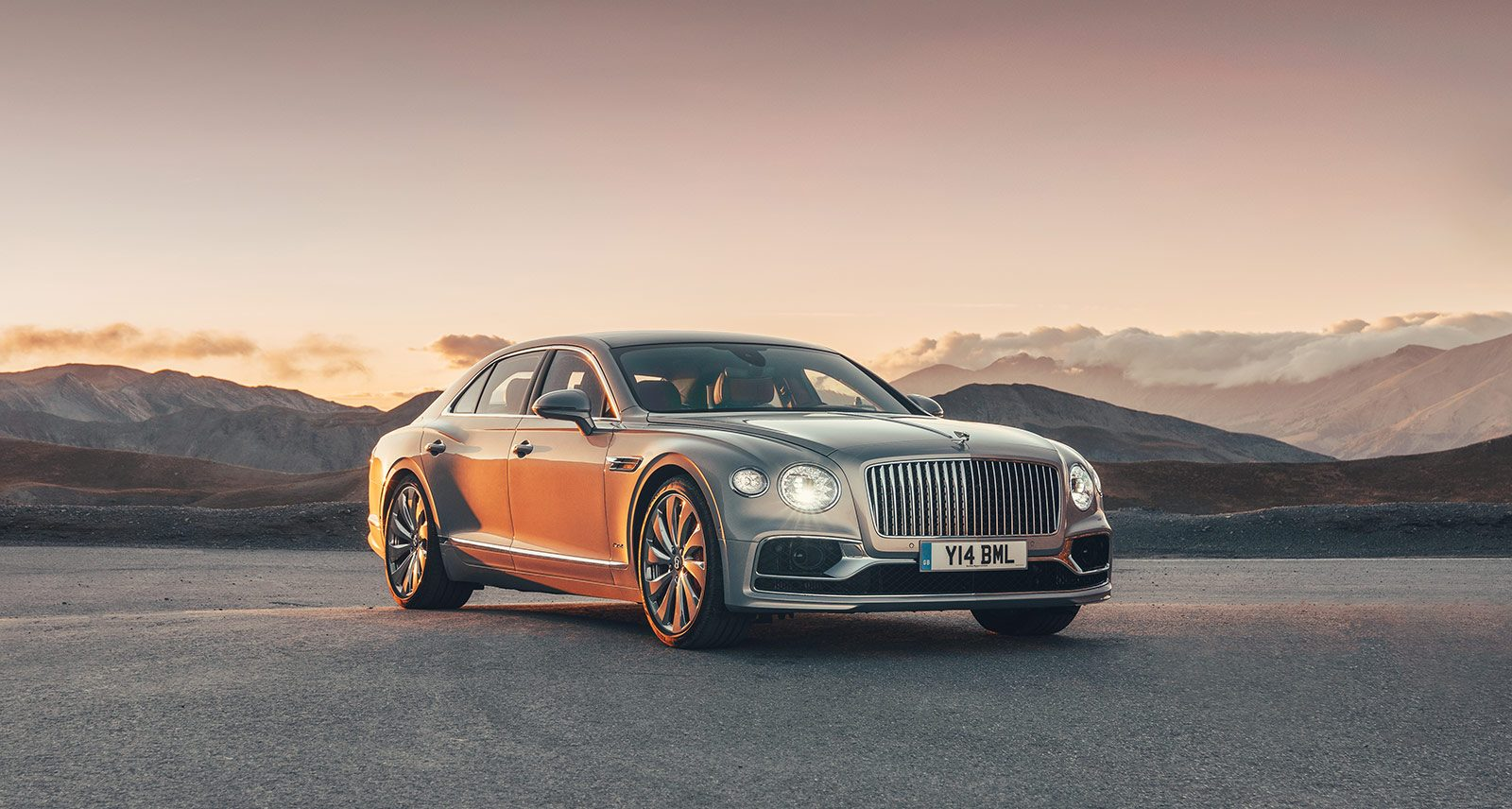 Roaring to Life in the New Bentley Flying Spur