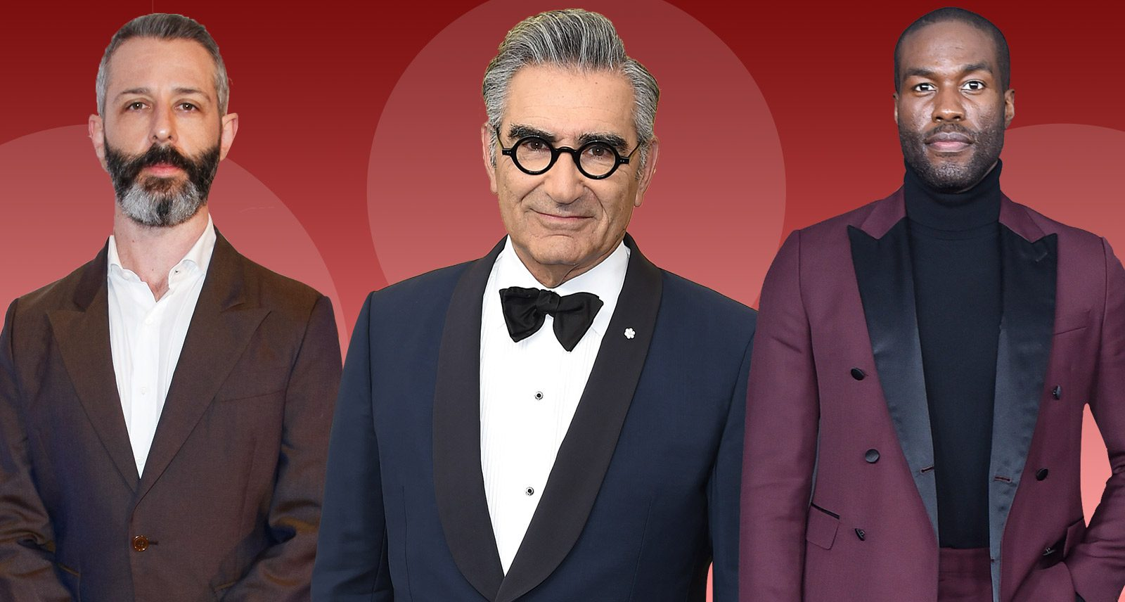 The Best-Dressed Men at the 2020 Emmys