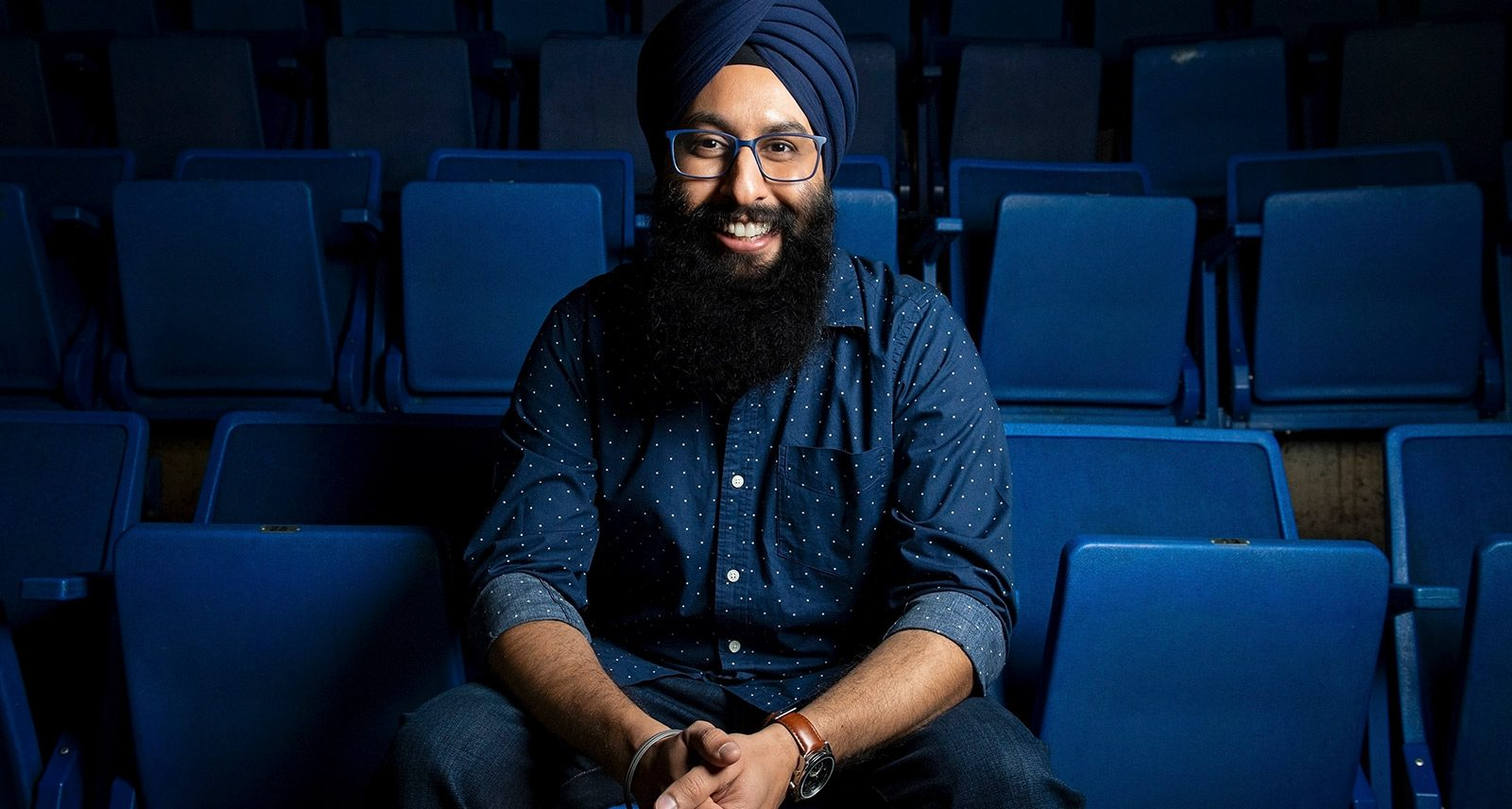 Harnarayan Singh on His New Memoir, His History-Making Career and Why Representation in Sports Matters