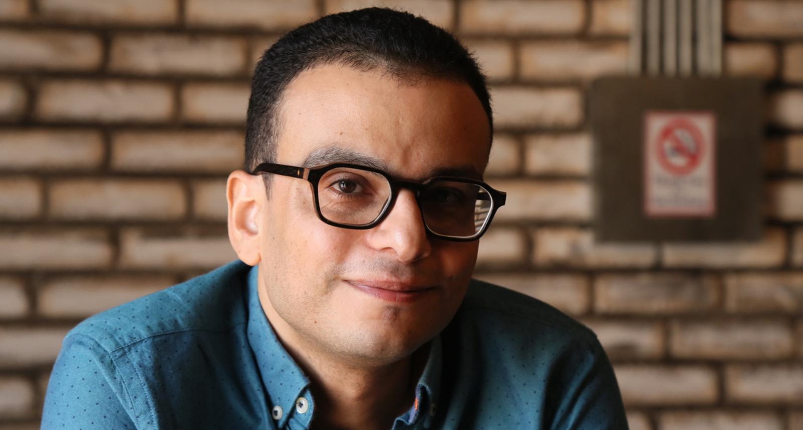 Sharp's Q&A With Amir Ramses