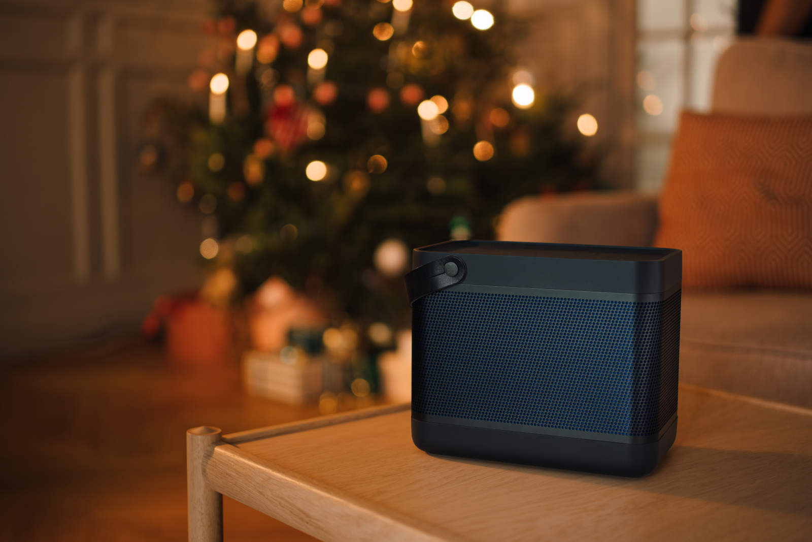 We Will Party With Bang & Olufsen's Beolit Bluetooth Speaker This Season