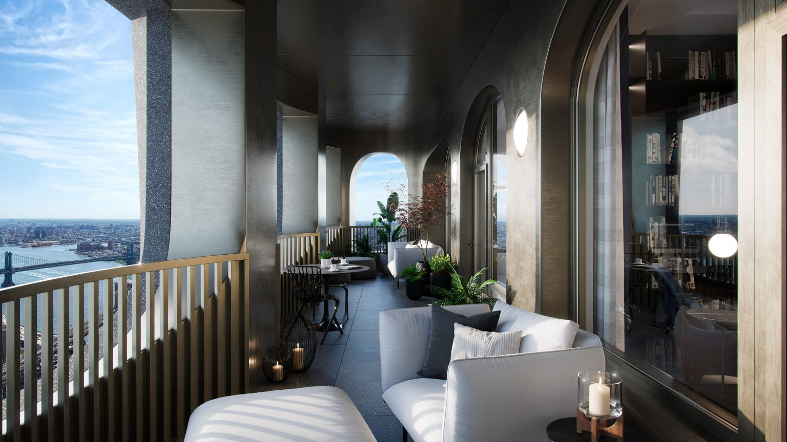 David Adjaye and Aston Martin design five residences in New York skyscraper 130 William - This Is What We Are Reading For You