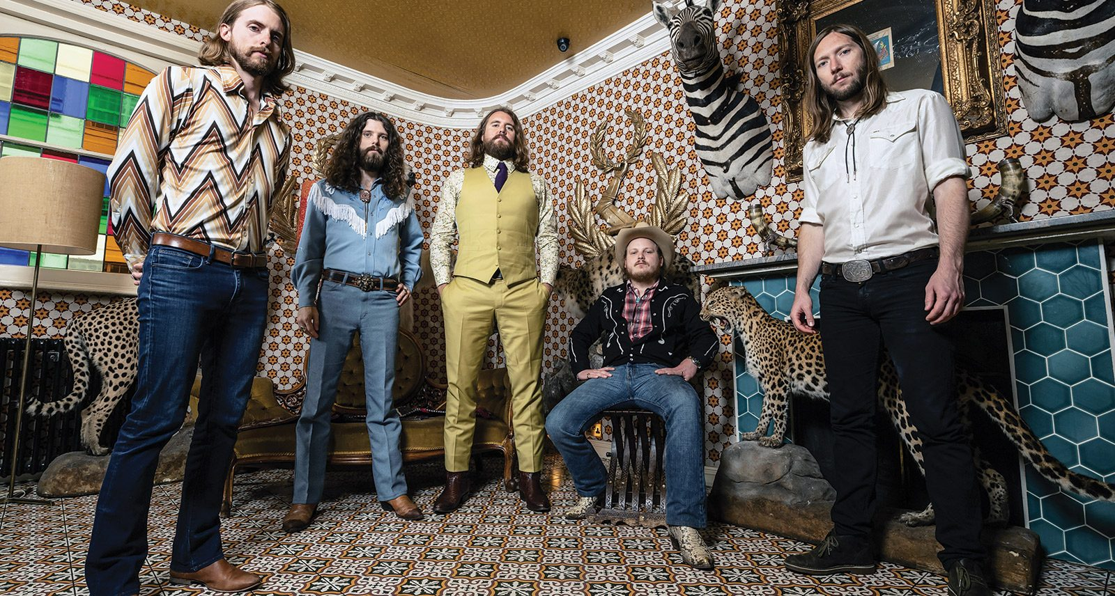 Movember Stories: The Sheepdogs' Sam Corbett Opens Up About His Cancer Diagnosis