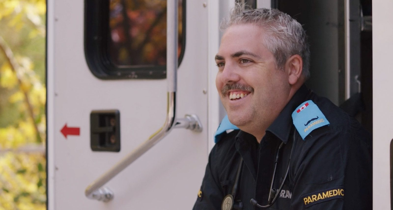 Movember Stories: Toronto Paramedic Eden Rosenberg on Breaking Down Stigmas