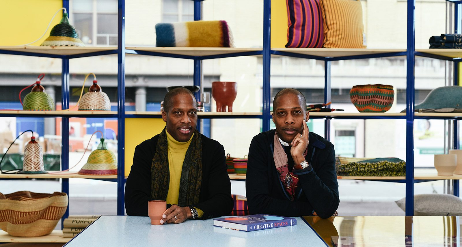 GOODEE Founders Dexter and Byron Peart Talk Diversity in Design