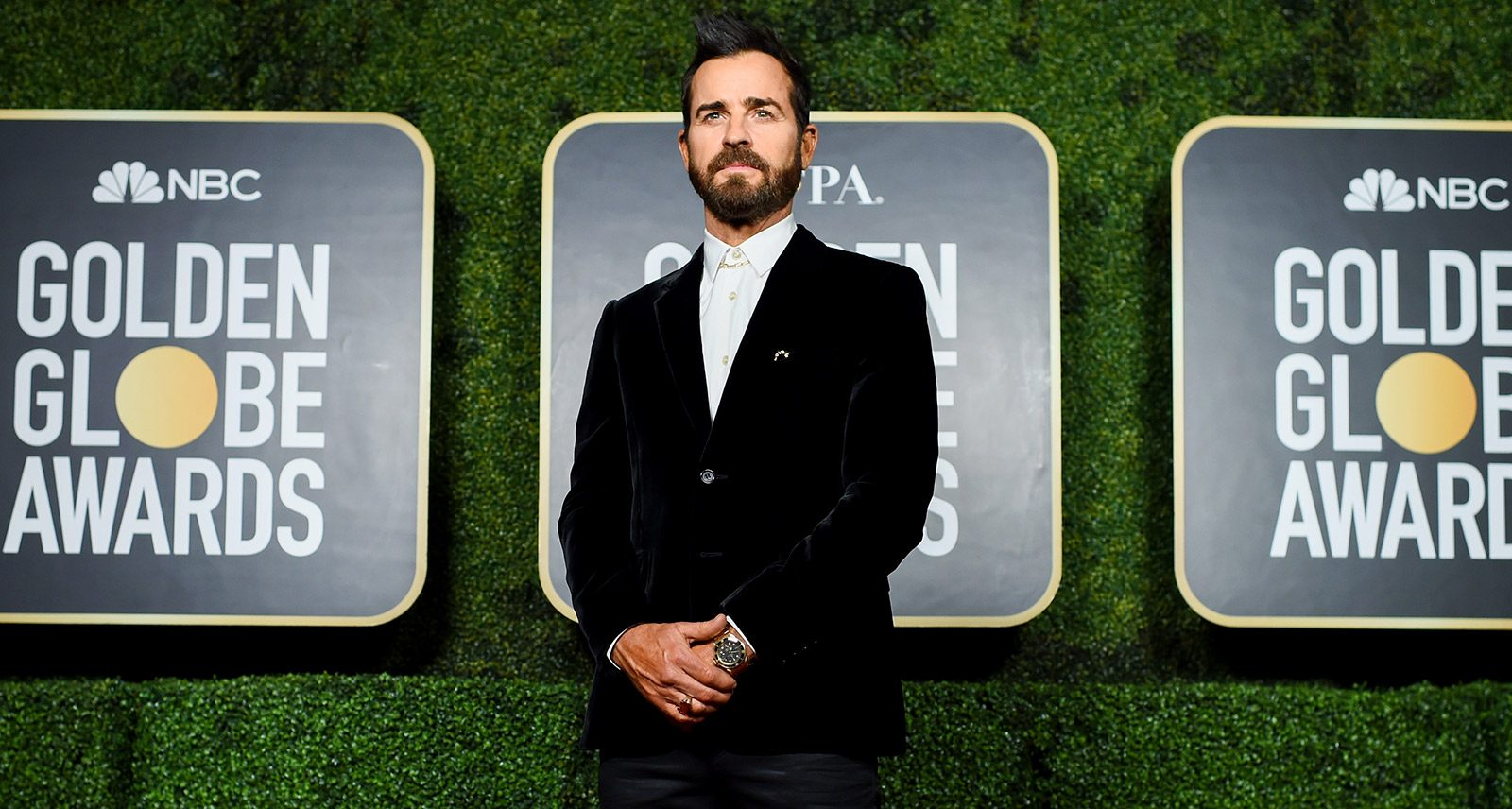 The 10 Best Dressed Men at the 2021 Golden Globes